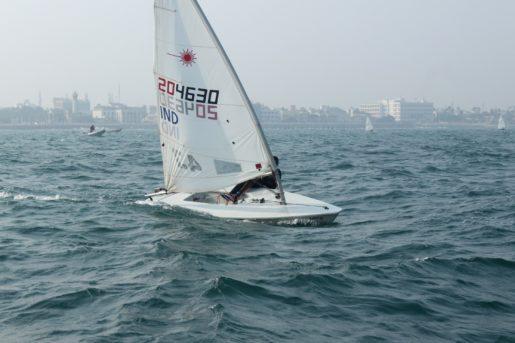 sailing on east coast regatta