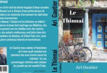 Le Thinnai – A sneak peek into a brand new novel on Pondicherry