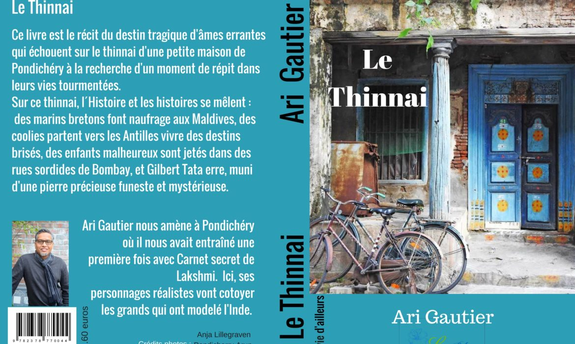 Le Thinnai – A sneak peek into a brand new novel on Pondicherry