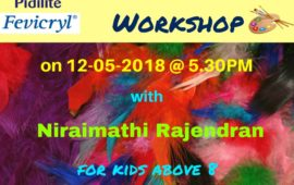 Fabric Painting Workshop
