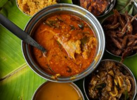 seafood thali pondicherry