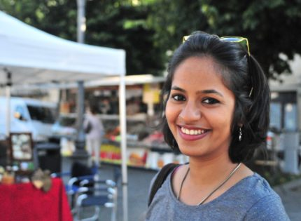 This young marine scientist moved to Pondicherry to care for its ocean