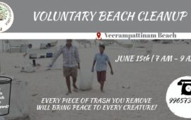 Let's Clean Our Beaches