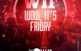 Wow, It's Friday
