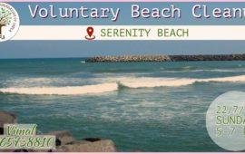 Let's Clean Serenity Beach