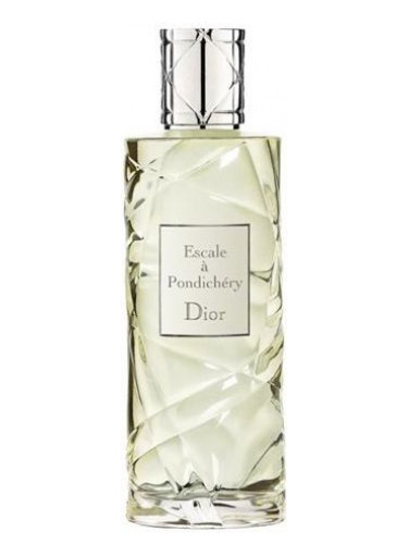 dior perfume named after Pondicherry