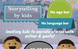 Storytelling by Kids