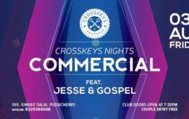 Crosskeys Night
