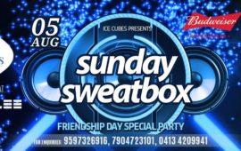 Sunday Sweatbox