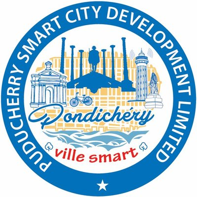 smart city pondicherry logo