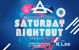Saturday Nightout – Commercial feat. K LEE