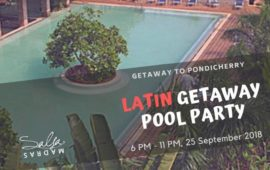 Latin Festival Getaway Pool Party