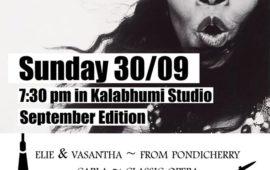 Kalabhumi Goes LIVE