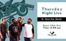Thursday Night Live feat Nox the Band
