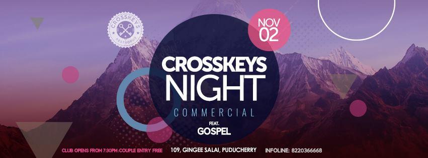 Crosskeys party