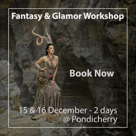 fantasy and glamour workshop