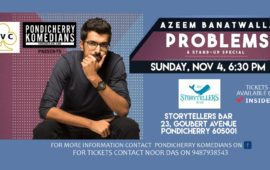 Stand-up Comedy : Azeem Banatwalla