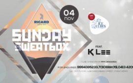 Sunday SweatBox feat DJ K LEE