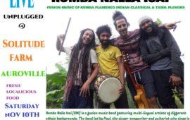 Live Unplugged Romba Nalla Isai