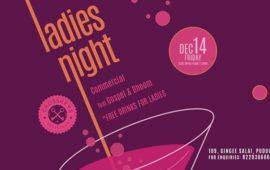 Ladies Night- ft.Gospel & Dhoom