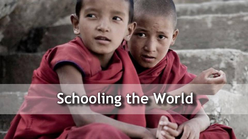 Sadhana Forest – Friday Eco Film Club: Schooling the World