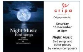 Night Music Bird Songs