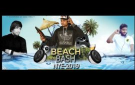 Beach Bash NYE 2019