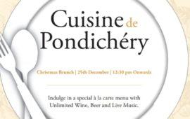 Cuisine de Pondichery