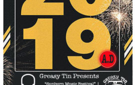 New Year's Eve Party @ The Greasy Tin