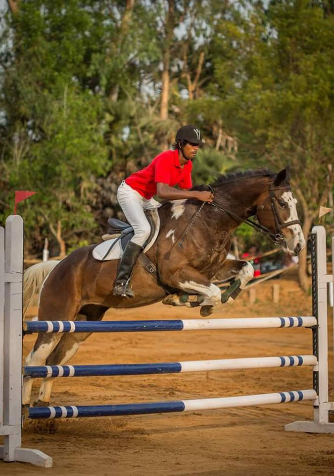 Pondicherry Equestrian Challenge