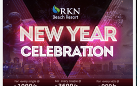 New Year Celebration @ RKN Beach Resort