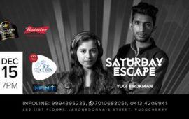 Saturday Escape with Yugi & Rukman