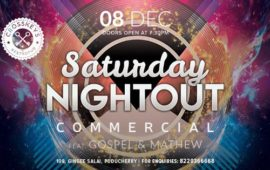 Saturday Nightout – Commercial ft. Gospel & Mathew