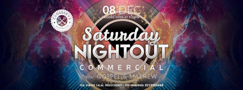 Saturday Nightout - Commercial ft. Gospel & Mathew