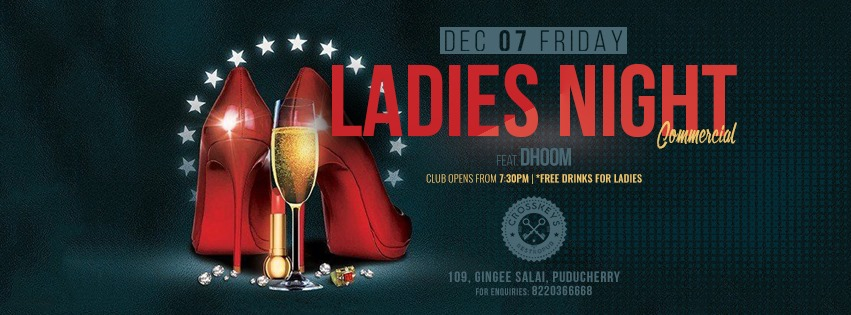 Ladies Night - Commercial ft. Dhoom