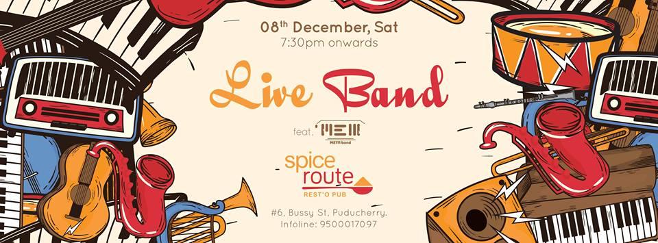 Live Band feat. ME III