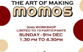 Art of Making MOMO – Workshop