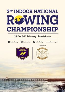 3rd Indoor National Rowing Championships
