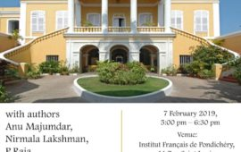 Pondicherry Heritage Festival Roundtable Discussion on Cities