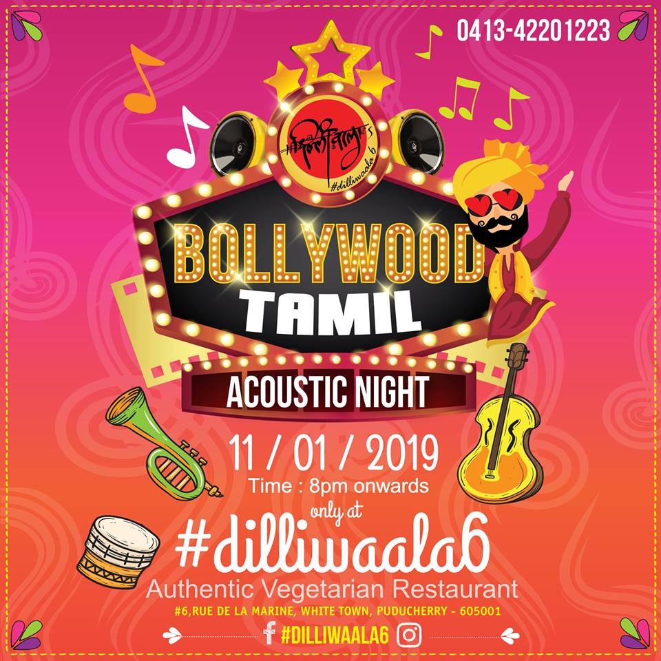 Acoustic Night Hosted by Dilliwaala6