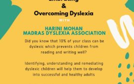 Embracing and Overcoming Dyslexia