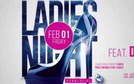 Ladies Night – Commercial ft. Dhoom