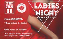 Ladies Night – Commercial ft. Gospel