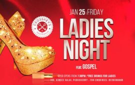 Ladies Night – Commercial ft. Gospel