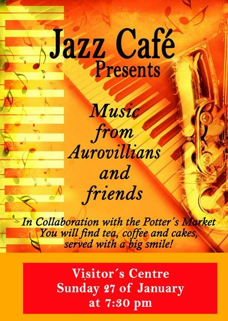 Music from Aurovillians and Friends