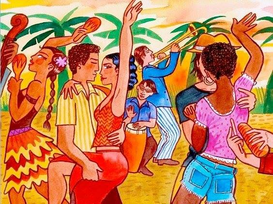 Noche Caliente - Salsa I Kizomba I Afro