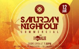 Saturday Nightout – Commercial ft. Balie