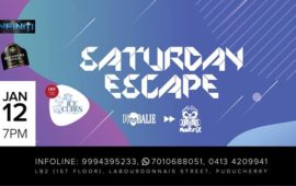 Saturday Escape with DJ Balie & Psycho Madtrix