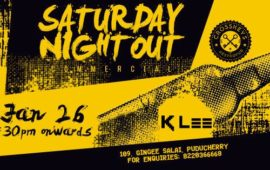 Saturday Nightout Commercial Feat. KLEE