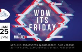 Wow It's Friday  with DJ Michael